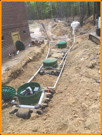 Engineered Septic Install